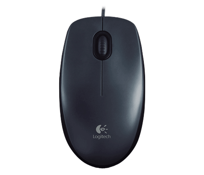 Mouse Optico M100 Cinza 4080 Logitech